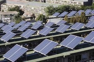 Solar-cemetary