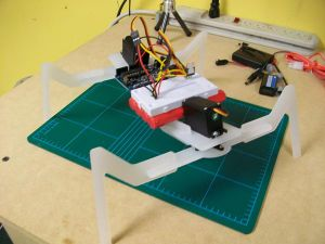 ArduinoWalker