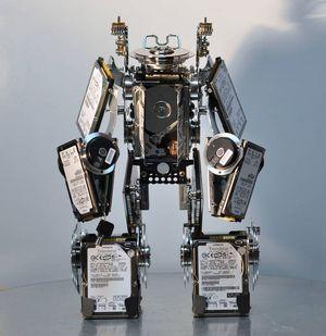 Hddrobot