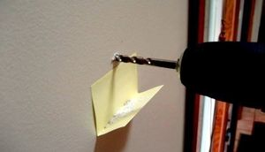 Clever post it hack