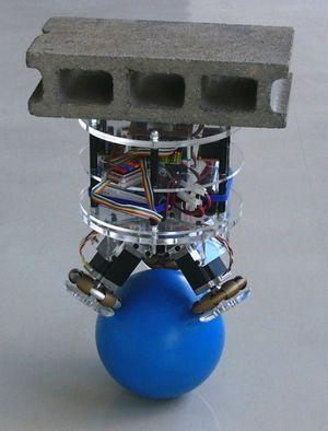 Robotequilibrista
