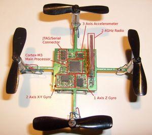 Crazyflie_quadrocopter