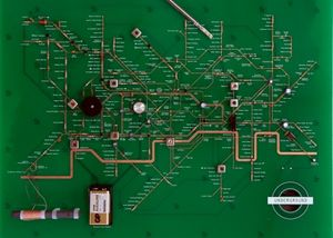 London-underground-radio-pcb