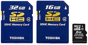 Toshiba32gbsdhc
