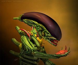 Aliensalad