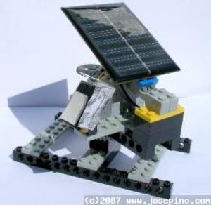Solar_tracker_working