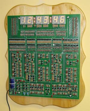 Transistorclock