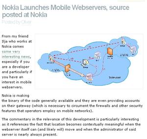 Mobileserver